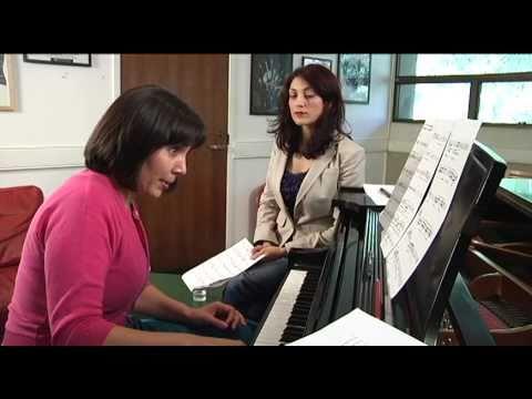 Atash Sorushan (Fire Angels) with soprano Jessica Rivera