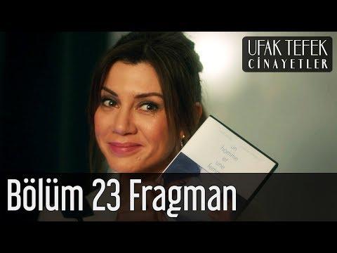 Ufak Tefek Cinayetler 23. Bölüm Fragman