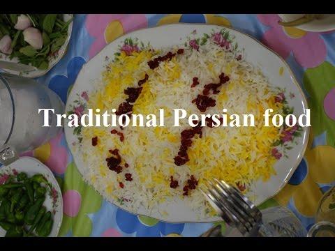 Iran - 100% Traditional Persian Food  Part 105