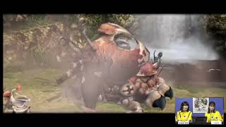First Final Fantasy Crystal Chronicles Remastered Edition gameplay