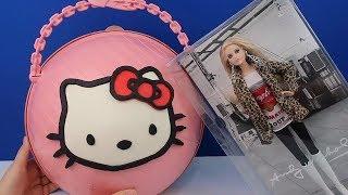 LOL Sürpriz Dev Hello Kitty Barbie Yumurtası Cahalenge! Customized LOL Big Surprise Bidünya Oyuncak