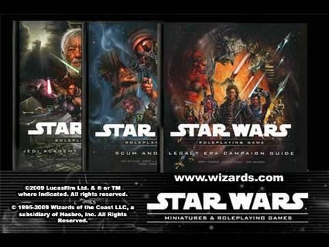 Game Geeks #125 Star Wars RPG supplements