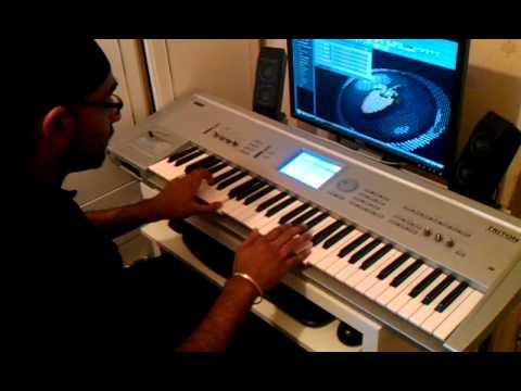 Amo Singh - Dil Laga Liya (Piano Version)