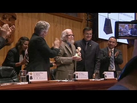 Mexican author wins Spain's highest literary prize
