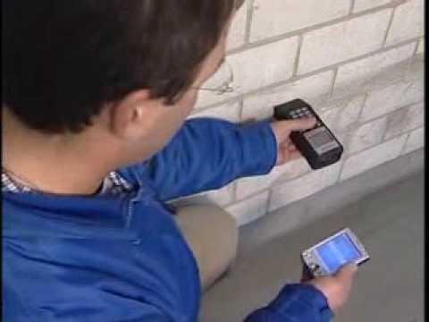 Bosch Entfernungsmesser Dle 150 : Bosch dle laser distance measurer youtube