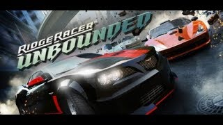 Ridge racer unbounded pc gameplay HD !!!!!!!!!!!!