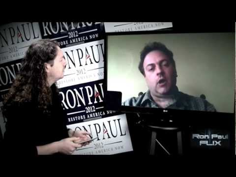 Ron Paul FLIX Show - Brent Stafford On St. Charles County Caucus Arrest