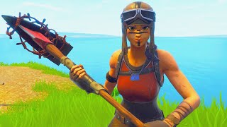 I bought a renegade raider fortnite account...