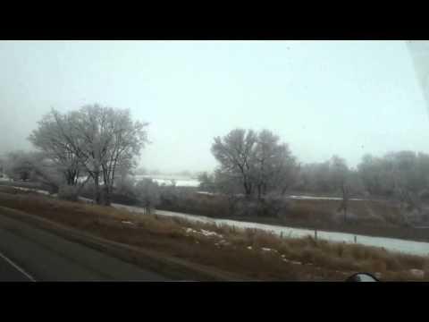 North Dakota Trucking Sweet Frost