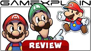 Mario & Luigi: Paper Jam - Video Review