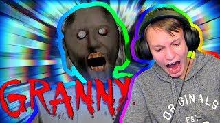 GRANNYS GAMLA HUS! | Granny #7