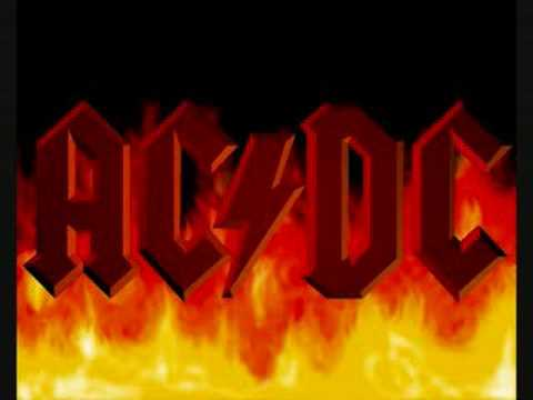 ACDC Who made who REMIX