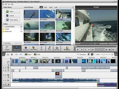 AVS Video Editor Sous Windows 7 / 8 / 10, Tutoriel Complet En Une Seule Vidéo