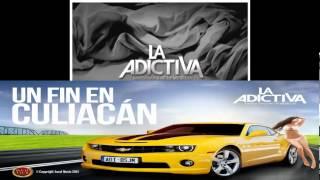 Un Fin en Culiacan La Adictiva Banda San Jose de Mesillas con letra