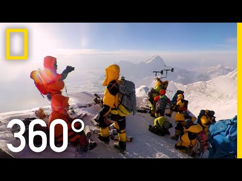Expedition Everest: The Mission - 360 | National Geographic