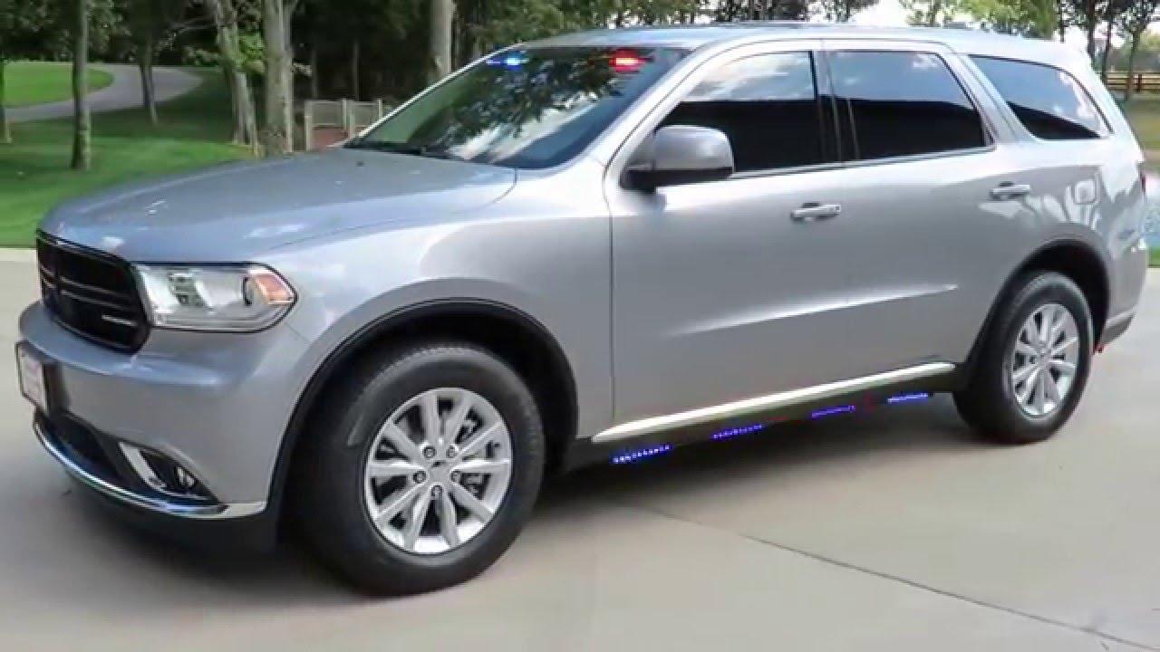 Dodge Durango Police Vehicle | John Jones Auto Group | Corydon, IN ...
