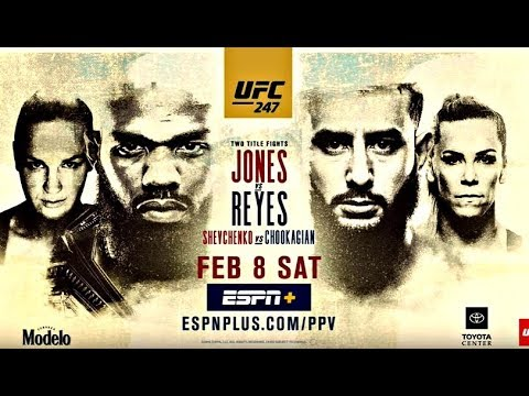 UFC 247 Fight Card: PPV Schedule, Odds and Predictions for Jones ...