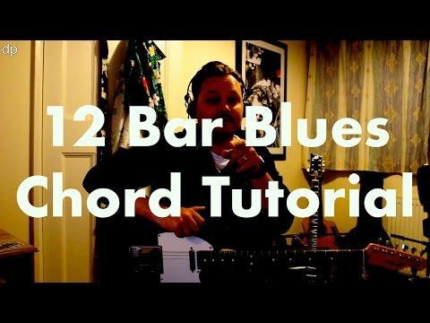 12 Bar Blues Chord Tutorial