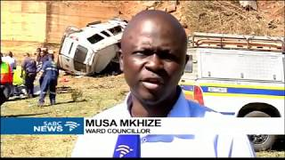 18 dead, 9 injured in KZN crash