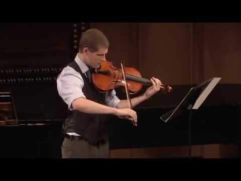 Capriccio for Solo Viola, Vieuxtemps. Preston Barbare, Viola.