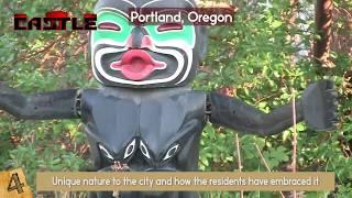 Portland, Oregon Vacation Travel Guide   RCD