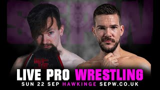 SEPW Wrestling 2019 | One Fan Dan vs. Mr. Wicked | (22/09/2019)