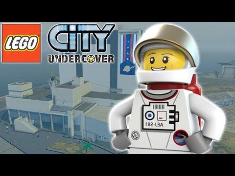 LEGO City Undercover Walkthrough Part 12 - Apollo Island Space Centre