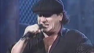 AC/DC - Stiff Upper Lip (SNL 2000)