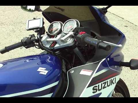 My 2007 Suzuki GS500F - YouTube