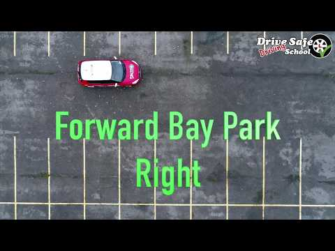 Forward Bay Parking Manoeuvre for UK driving test from 4th December 2017