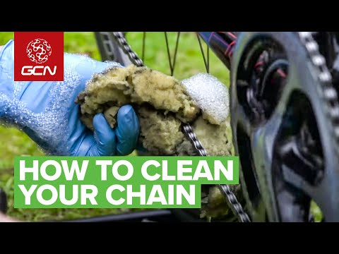 How To Get A Perfectly Clean Chain - GCN's Top Tips For Cleaning Your Drivetrain