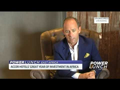 Accor Hotels' CEO Mark Willis talks about investing in Africa