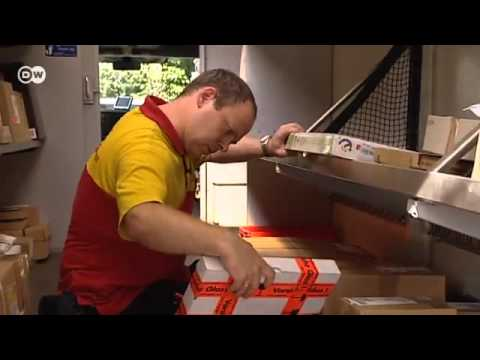Paketzusteller unter Druck | Made in Germany