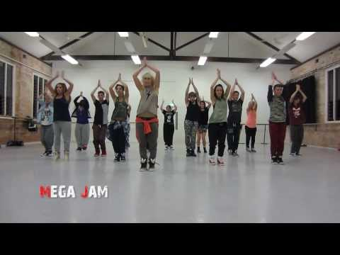 'Talk Dirty' Jason Derulo choreography by Jasmine Meakin (Mega Jam)