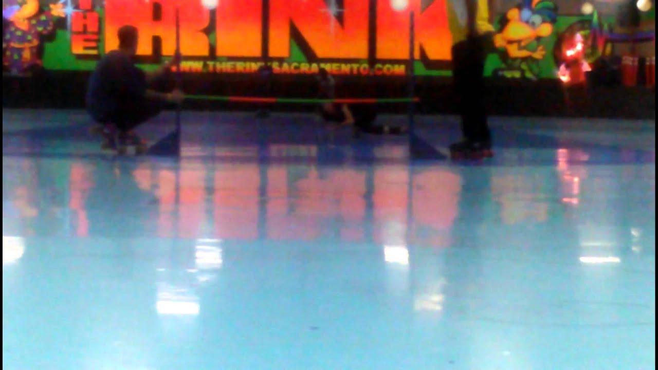 Usa roller skating rink queens - Roller Skating Limbo Queen