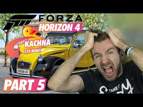 KACHNA!   Forza Horizon 4 #05 thumbnail