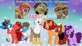 BabsCon Annoucement 2018