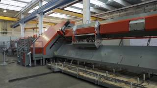 LISTA BEND 20R - Rotor Straightening and Bending machine - Schnell Spa
