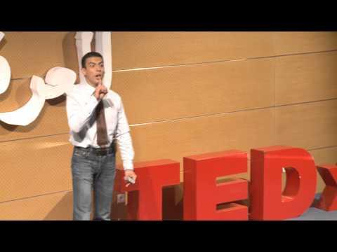 A Moroccan inventor: Abdellah Chekroun at TEDxIrfane