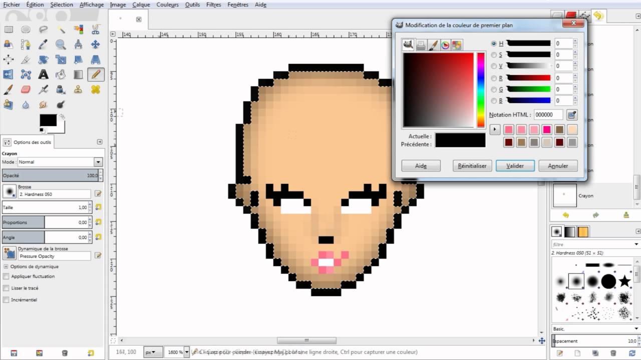Wibbo me tutoriel pixel art 1 comment faire un pixel art for Wibbo me