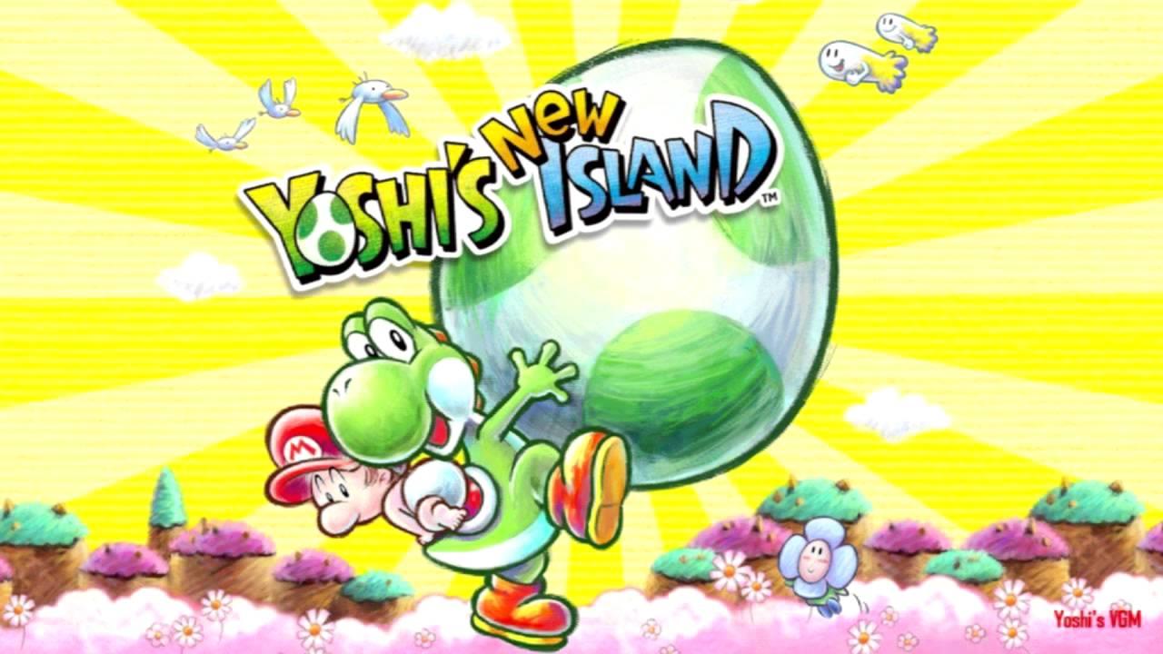 Yoshi S New Island The Yoshi Clan