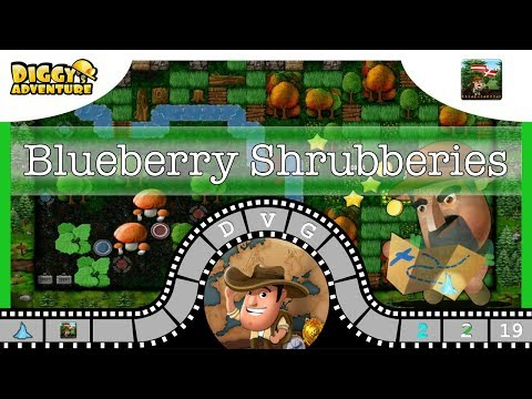 [~Scandinavia Father~] #19 Blueberry Shrubberies - Diggy's Adventure