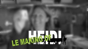 Heidi Episode 19 - Making of