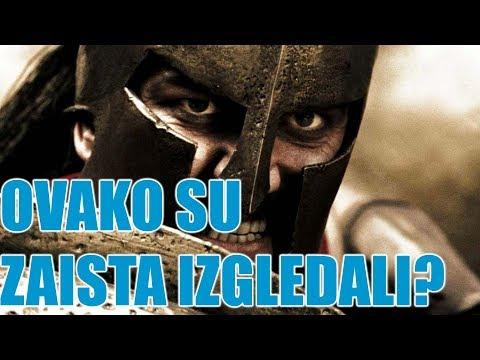 300 Sparta Termopilska Bitka - Lažne Činjenice Iz Filma