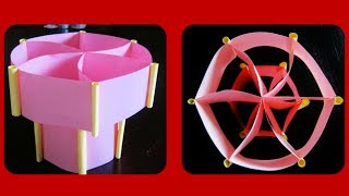 Repeat youtube video DIY 紅包燈籠 How to Make Chinese New Year Lantern/Red Envelopes - Homemade Paper Lantern Decoration