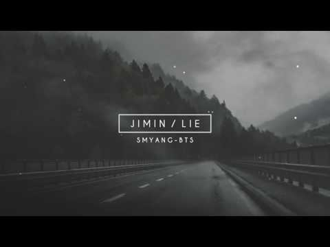 BTS Jimin (방탄소년단) - LIE - Piano Cover