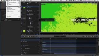MacBreak Studio - Episode 151: Setting up a Rig in Motion 5 for Final Cut Pro X