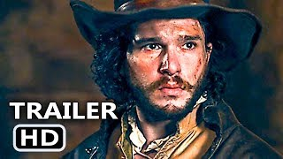 GUNPΟWDЕR Trailer (2018) Kit Harington, Tv Series HD