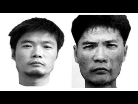 Manhunt For China's Most Wanted