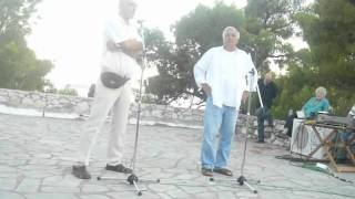 Act III - Skiathos summer 2011